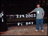 Pi Day 2002