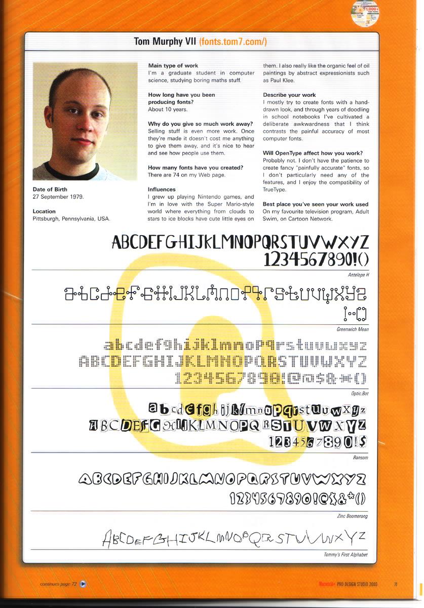 Macworld UK Profile