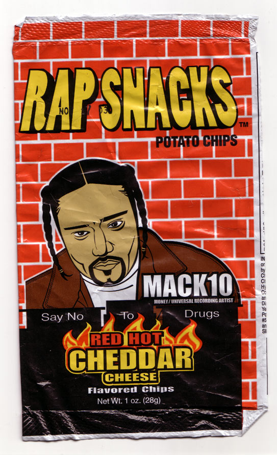 Found: RAP SNACKS