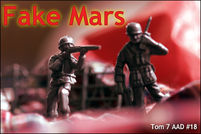 NEW: Album-a-day #18 ''Fake Mars''