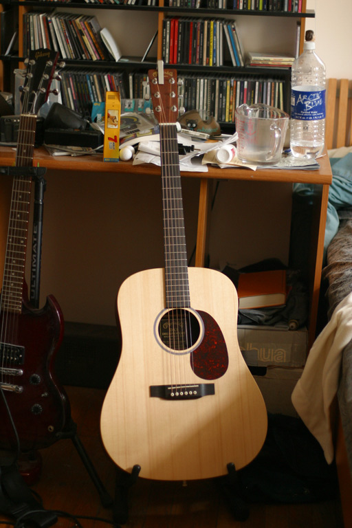 New Toy: Martin DX1