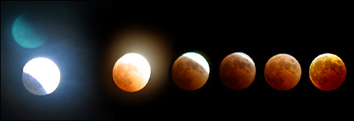 Lunar Eclipse Photos