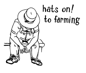 Drink and Draw: Hat's On! To Farming